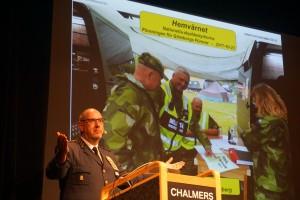 Hemvärnet och de nationella skyddstyrkorna