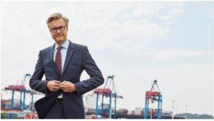 Föredrag av Magnus Kårestedt om försvaret av Göteborgs hamn