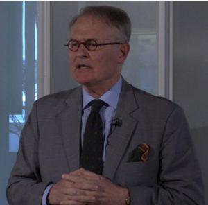 Lars Fredén, Sveriges ambassadör Kina. Föreningn för Göteborgs Försvar Lars Tegelberg